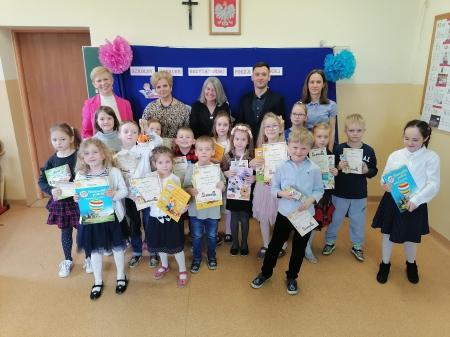Konkurs Recytatorski Poezji Polskiej - etap szkolny