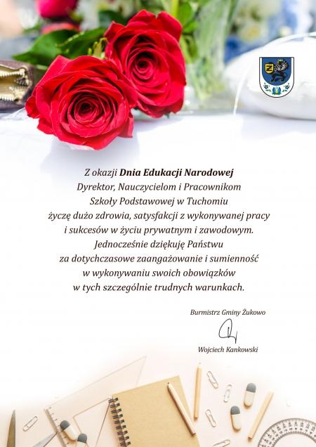 Dzień Edukacji Narodowej , Ślubowanie uczniów kl. I